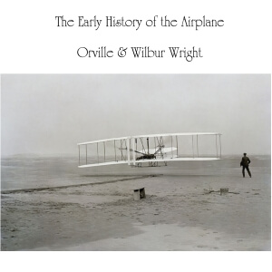 Early History of the Airplane cover