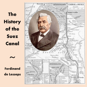 History of the Suez Canal cover