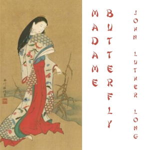 Madame Butterfly cover