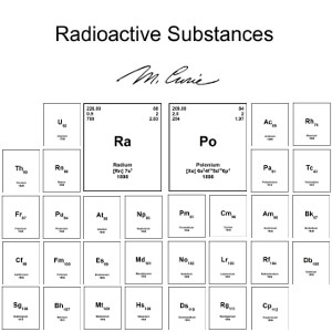 Radioactive Substances cover